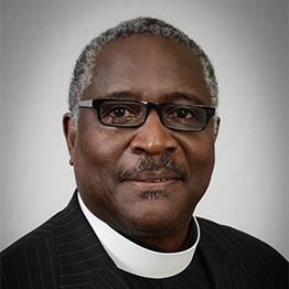 Rev. Dr. Allen Parrott