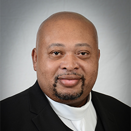 Rev. Dr. Juenarrl Keith