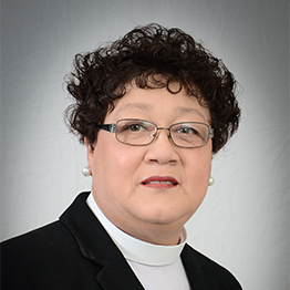 Rev. Judy Richardson