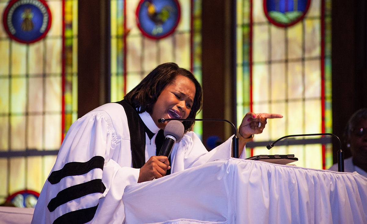 Rev. Dr. Krystal Sears
